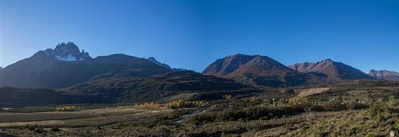 Podzimní Patagonie
