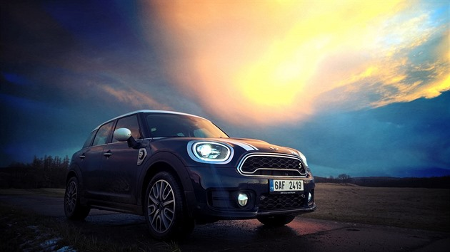 Mini Cooper Countryman S E