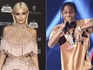 Kylie Jennerová a rapper Travis Scott