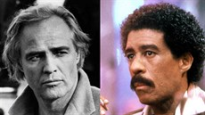 Marlon Brando a Richard Pryor