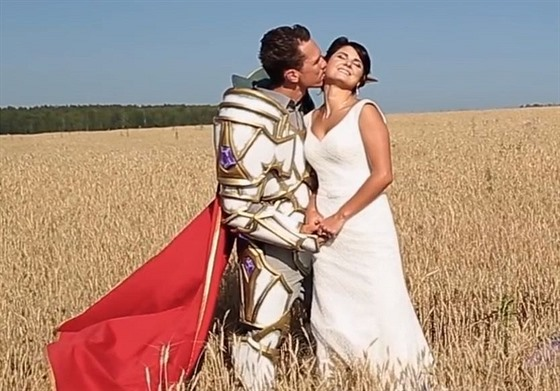 World of Warcraft Wedding | Mariya & Igor | Wow