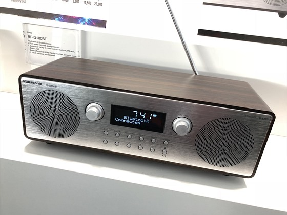 Panasonic DAB radio