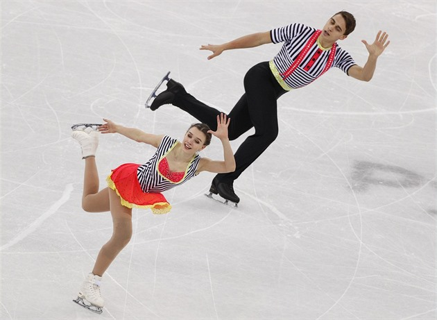 Jsou všechny olympijské krasobruslařské páry