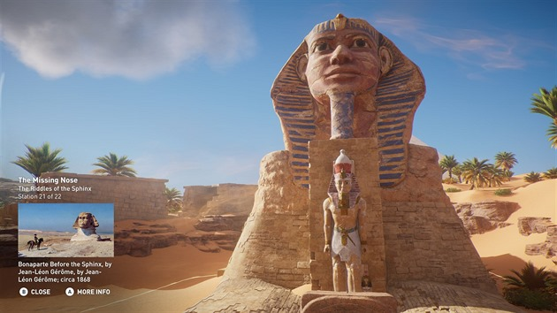 Assassin's Creed Origins - Discovery Tour