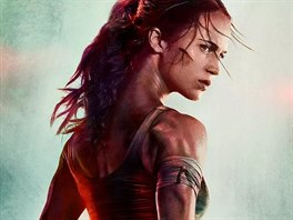Alicia Vikanderová ve filmu Tomb Raider (2018)