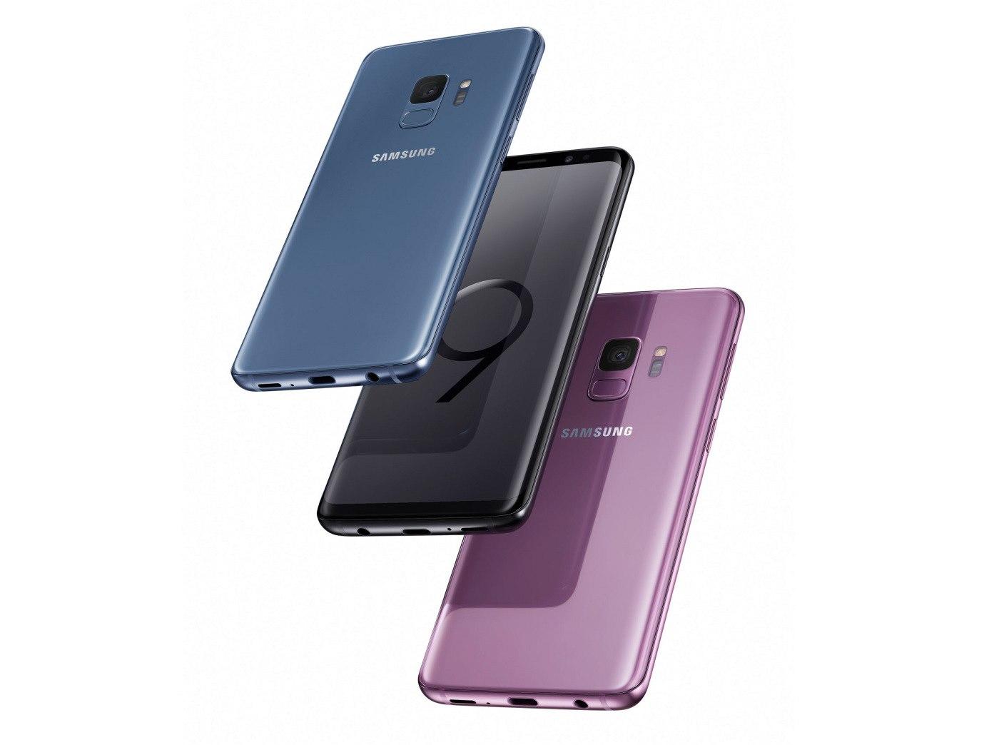 Výsledek obrázku pro Samsung Galaxy s9 náhled