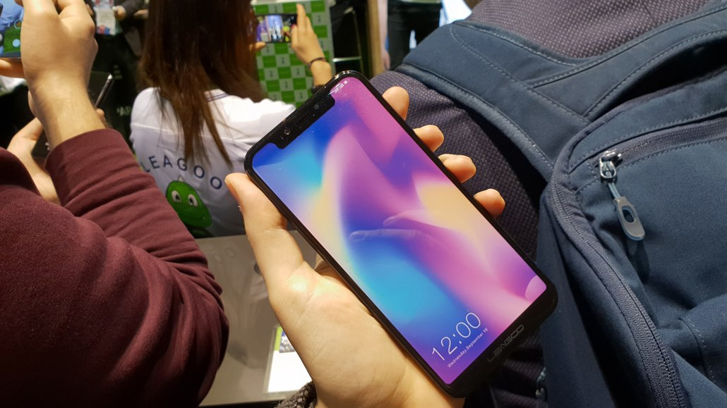Leagoo S9 maketa