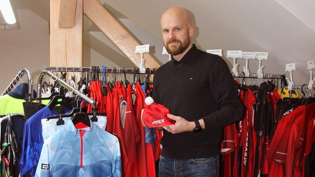 202d00ff6fe91 Brněnská firma Atex šije oblečení pro sportovce včetně těch olympijských.