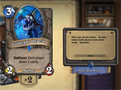 Hearthstone - Coldlight Oracle