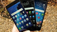 Asus Zenfone 4, BlackBerry Motion a Huawei Mate 10 Lite
