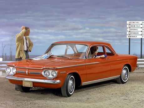 Chevrolet Corvair Coupé