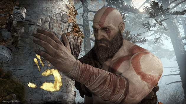 Prezentace God of War