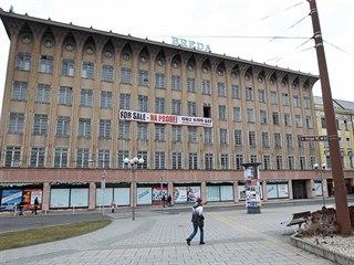 Obchodní dům Breda se prodává za 55 milionů korun