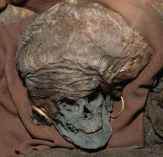dc98b7cc340 Pramínky vlasů z pravěku  jaké účesy hýbaly světem před tisíciletími ...