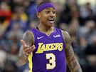 Isaiah Thomas v dresu LA Lakers