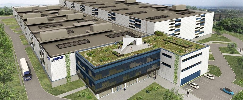 Továrnu ve Dvoře Králové postavíme, rozhání Karsit spekulace o odchodu