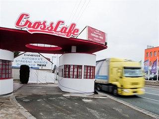 CrossCafe chce zřídit kavárnu v prvorepublikové benzince v Hradci Králové.