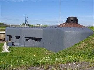 Některých jiných bunkrů z druhé světové války se chytli nadšenci. Zástupci...