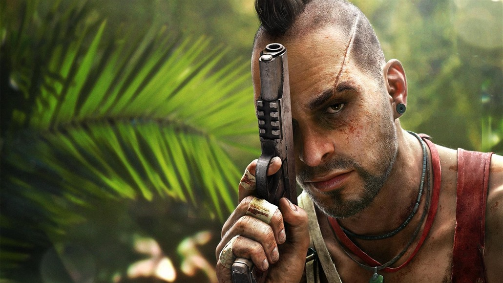 Vaas Montenegro z Far Cry 3