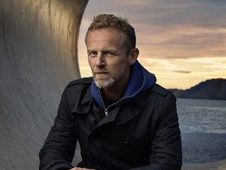 Norský spisovatel Jo Nesbo
