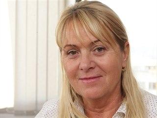 Ivana Šťastná, vedoucí sociálního odboru ústeckého magistrátu.