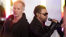 "Shaggy a Sting prezentují svůj nový singl ""Don't Make Me Wait"" v The One sŚhow..."