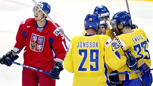 db1768b47 Hokejisté mají stříbro, na Švédy nestačili