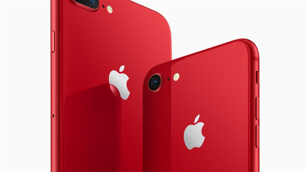 iPhone 8 a 8 Plus (Product)Red