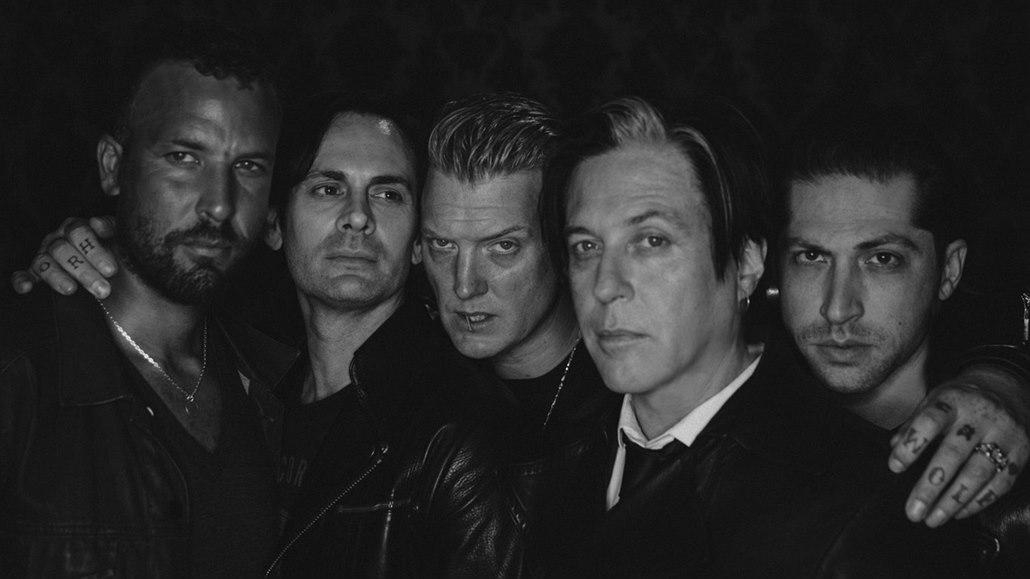 Americká kapela Queens of the Stone Age