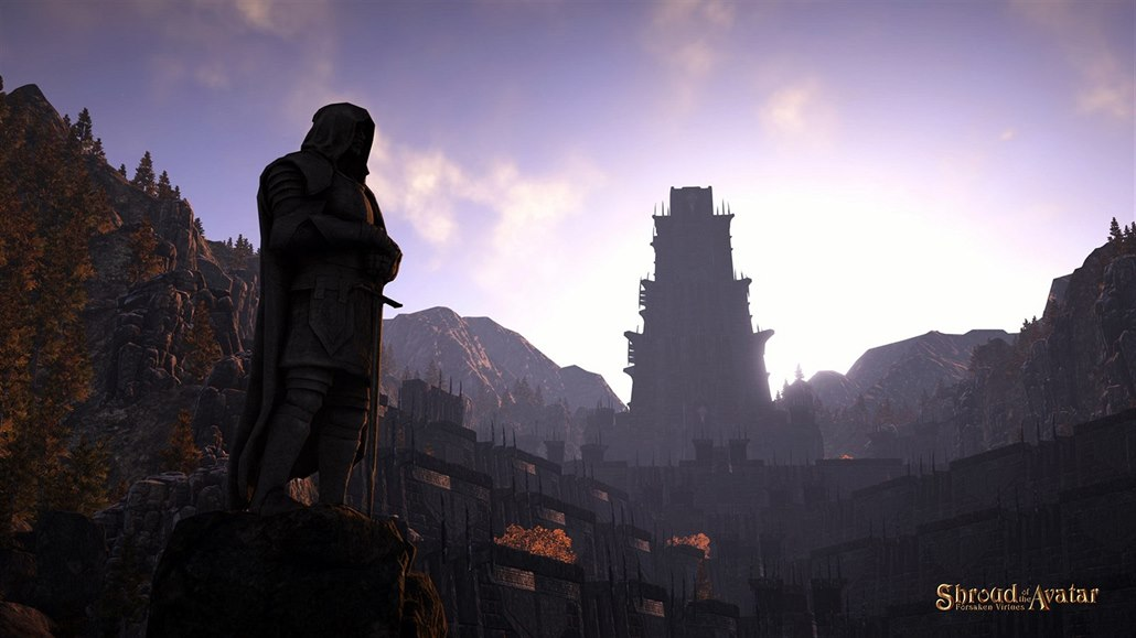 Shroud of the Avatar: Forsaken Virtues