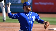 Blaine Boyer z Kansas City Royals