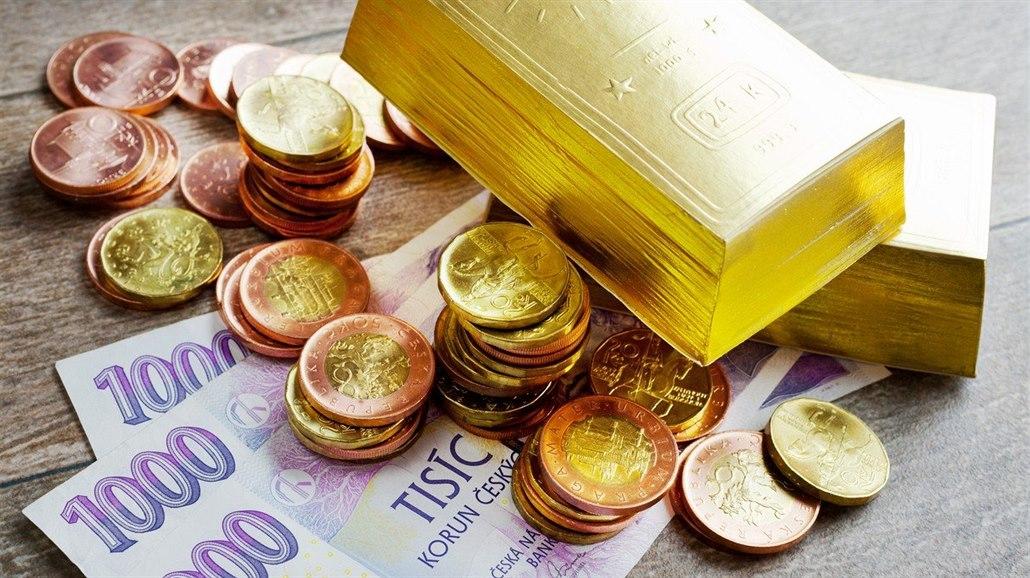 0c64180c9fe6 Vyplatí se dát peníze do zlata  Ano