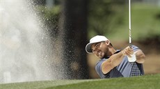 Jason Day na turnaji Wells Fargo Championship v Quail Hollow.