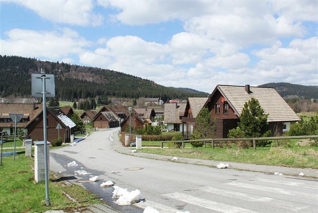 Obec Borová Lada.