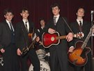 Z filmu Nowhere Boy