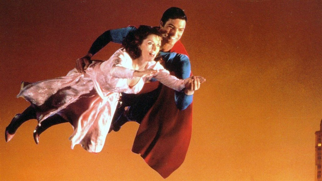 Margot Kidderová ve filmu Superman IV: The Quest for Peace