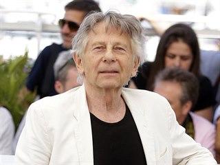 Roman Polanski (Cannes, 27. května 2017)