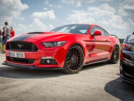 Ford Mustang sprinty 2018