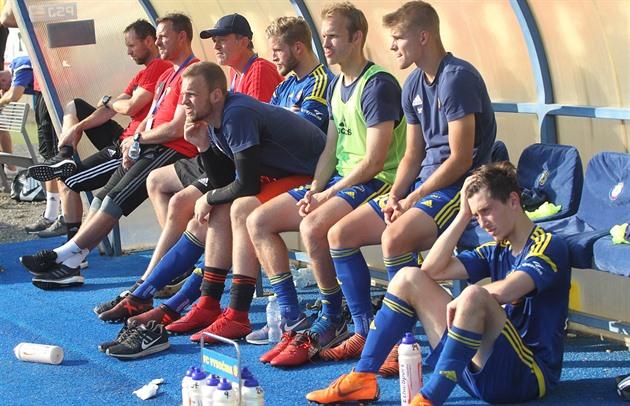 """""""Bylo velké překvapení, že Trnava vyhrála,"""" připomíná jihlavský trenér Martin"""