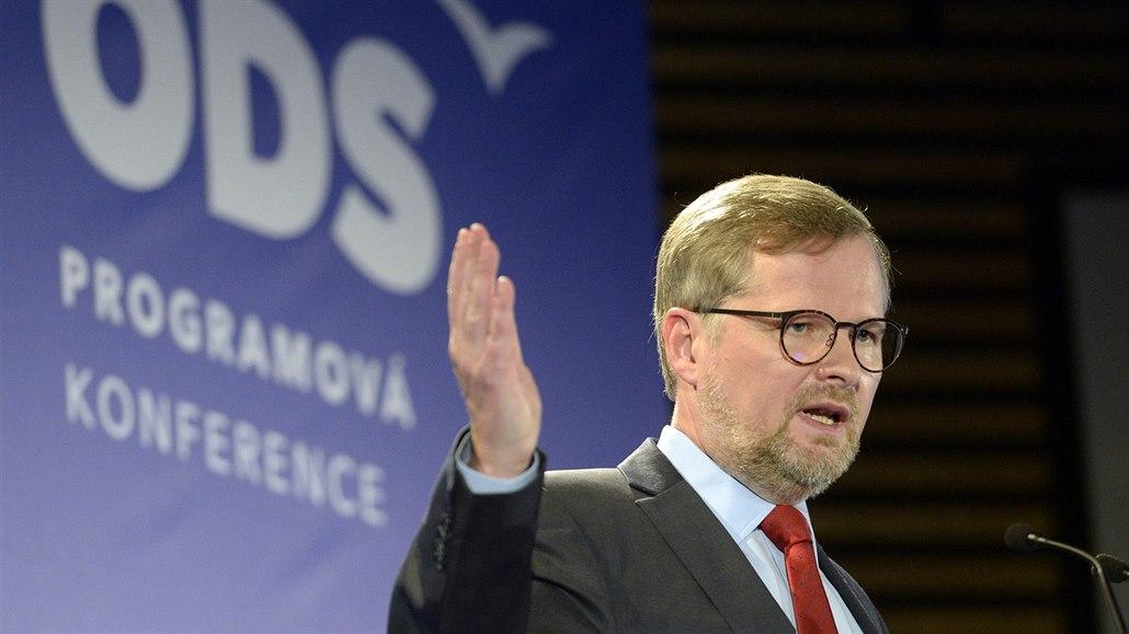 Čelíme pokusům opustit parlamentní demokracii, tvrdí šéf ODS Fiala ... f83a21ebf426