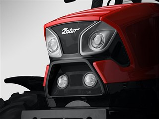 Traktor Zetor Major HS v novém designu