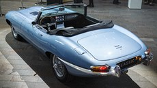 Jaguar E-Type Zero