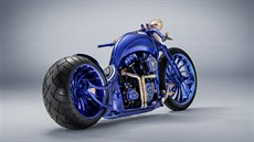 Harley Davidson Blue Edition Bucherer