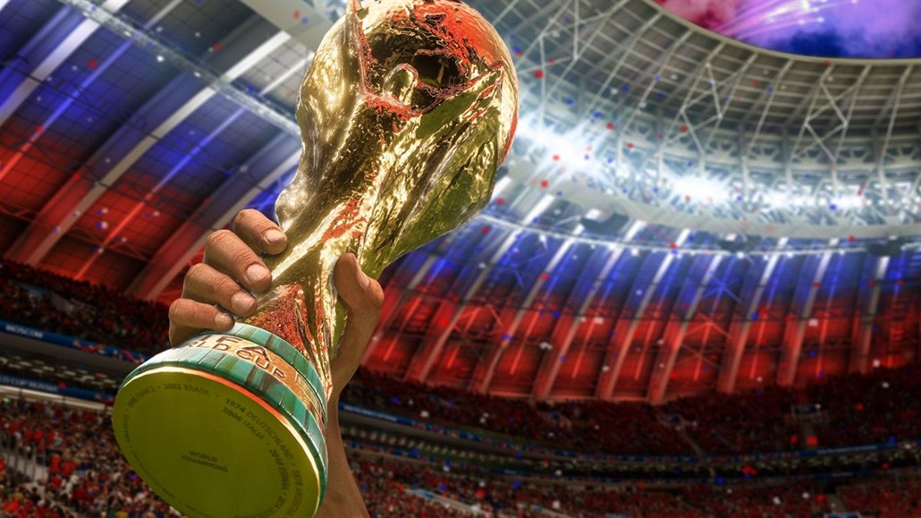 FIFA 18: The Russia World Cup
