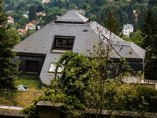 A takto vypadá vila letos. Českým policistům Krejčíř utekl 18. června 2005 při...