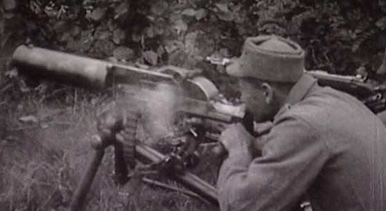 Českoslovenští legionáři u Lipjag porazili velkou přesilu bolševiků