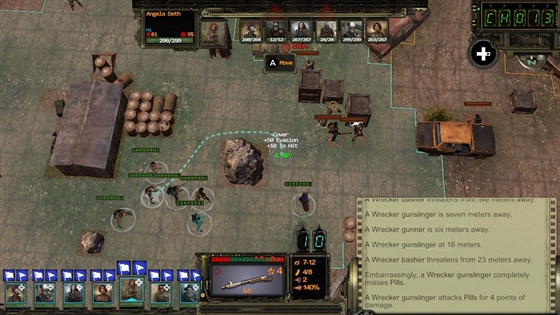Wasteland 2 na Switch