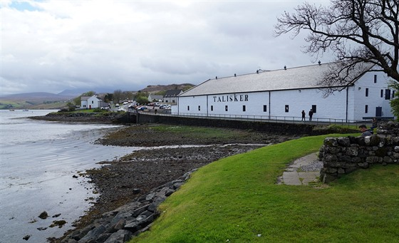 Isle of Skye, Skotsko: Skotsko bez Single Malt Scotch Whisky? I na Skye najdete...
