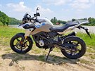 Test motocyklu BMW G 310 GS
