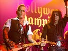Johnny Depp na turné s The Hollywood Vampires